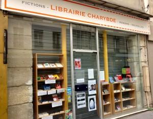 Cette librairie située rue de Charenton a bénéficié du dispositif Vital Quartier © Pierre-Clément Julien