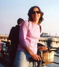 Emmanuelle Montenont, membre du comité vélo du 12e