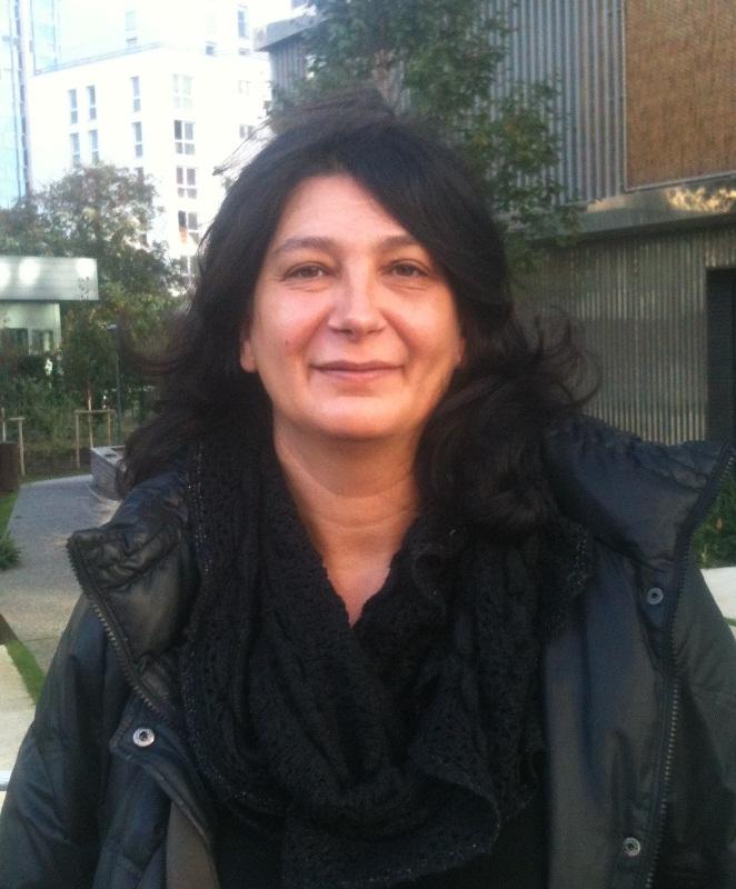 Isabelle Bon, Présidente de l'association des locataires CNL Râpée-Villiot