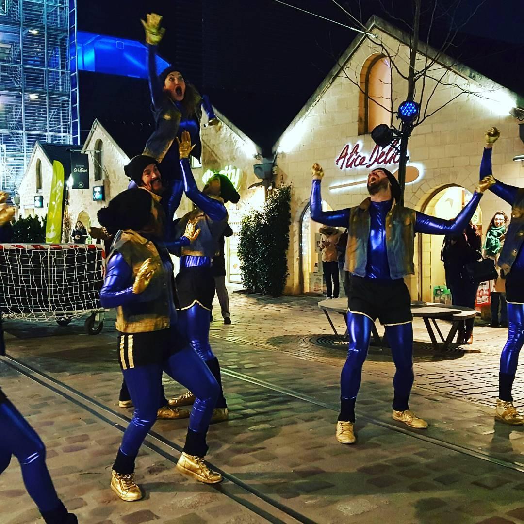 Transformation de Bercy Village pour accueillir tous les supporters duhellip