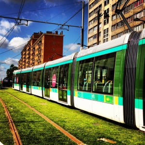 Le Tramway T3 dans le 12e. Pierre-Clément Julien