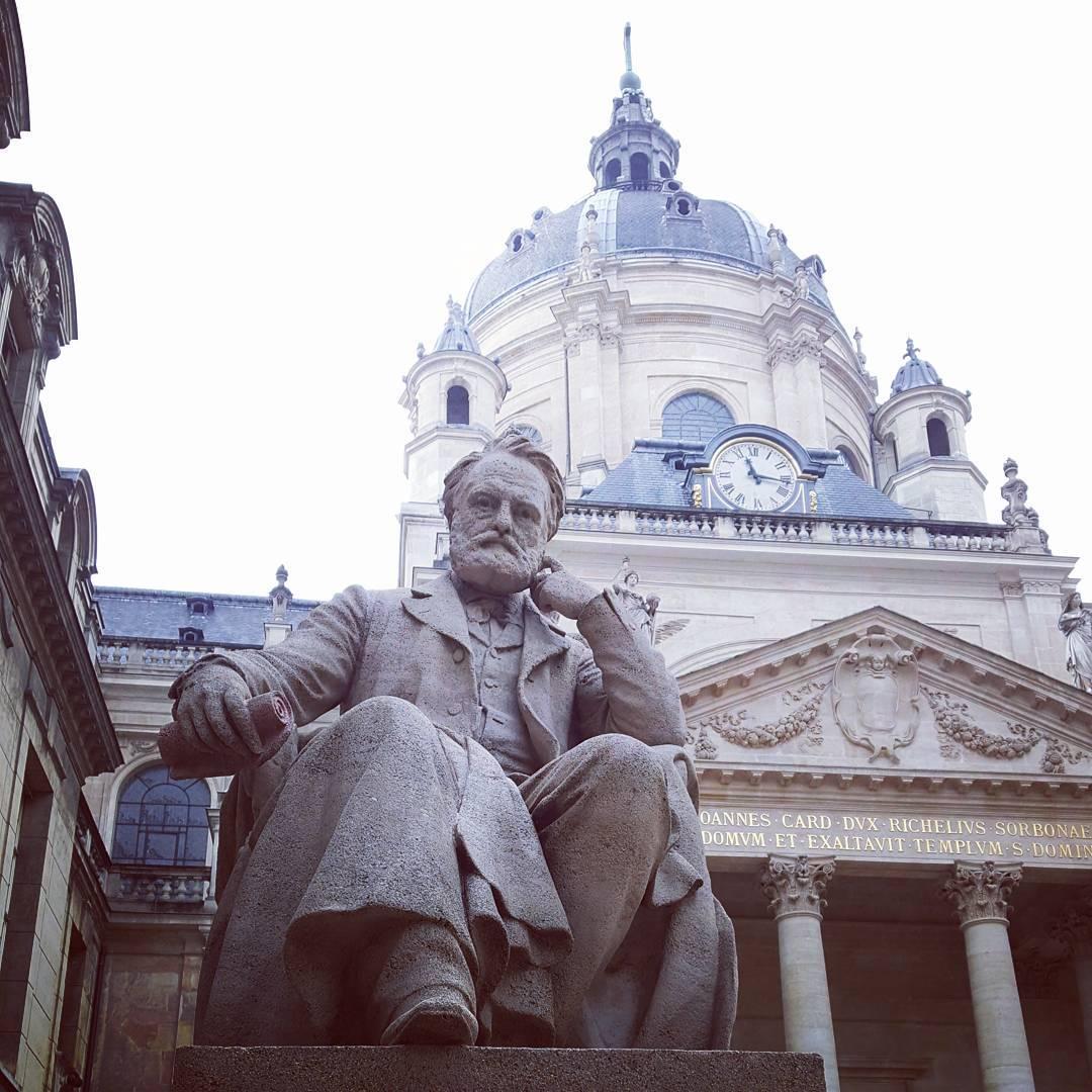 Victor Hugo Sorbonne Paris universit