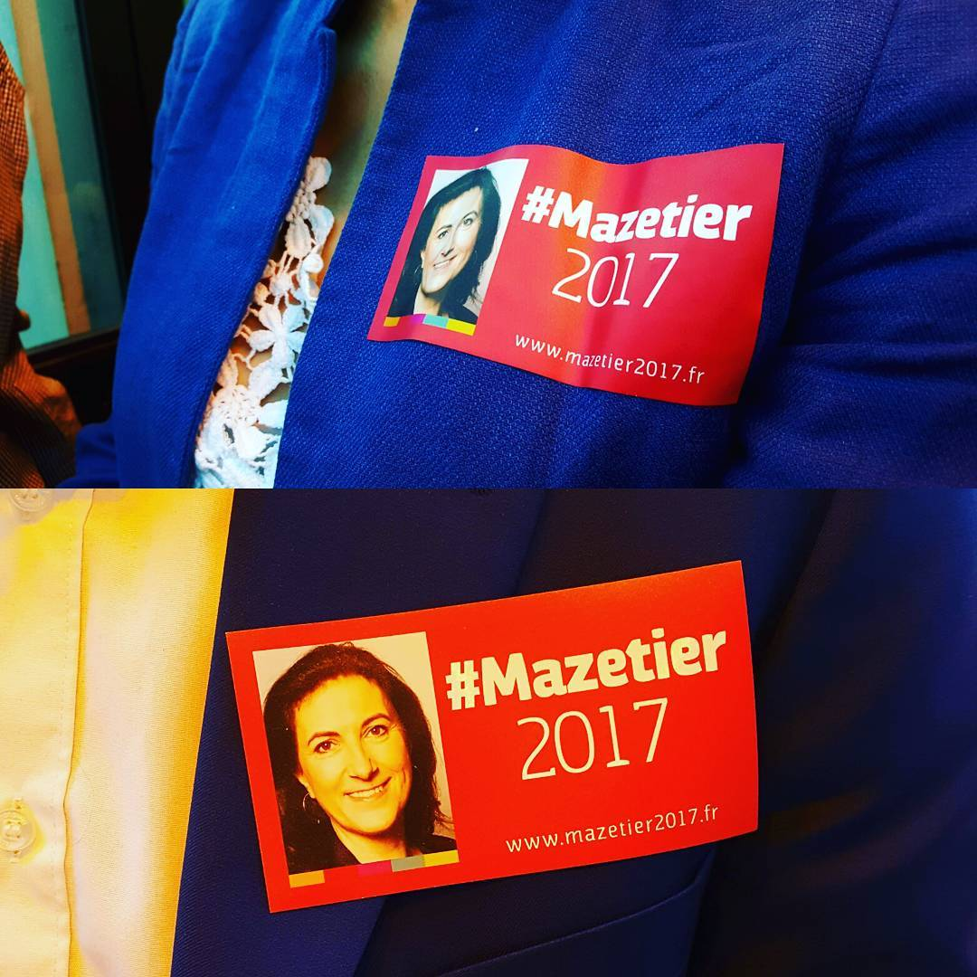 AvecMazetier Mazetier2017 legislatives2017 circo7508