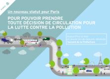 Evolution du statut de Paris pour plus d'égalité et d'efficacité