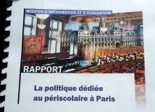Périscolaire à Paris: un rapport d'évaluation et des préconisations qui font consensus