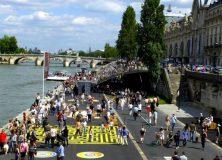 La piétonisation des berges de Seine rive droite doit se faire !