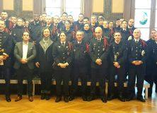 Bienvenue dans le 12e aux 47 nouveaux gardien-ne-s de la paix