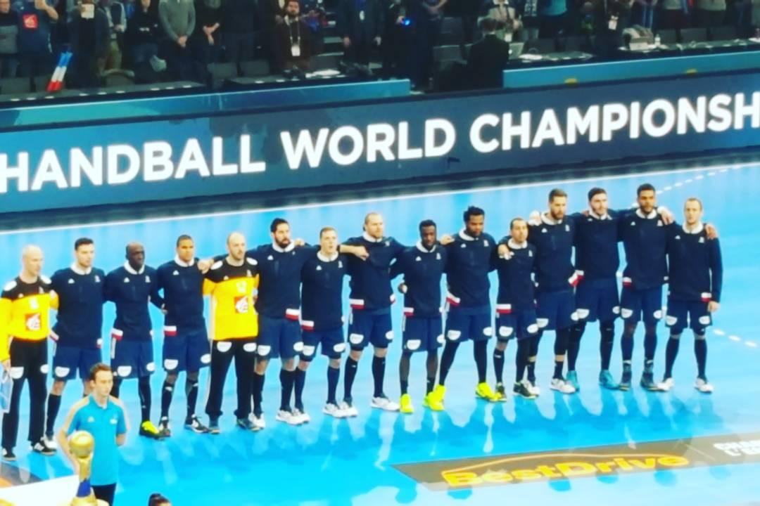 La trs impressionnante quipe de France de Handball les expertshellip