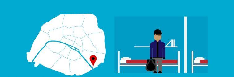 Ouverture d'un nouveau Centre d'Hébergement d'Urgence dans le 12e