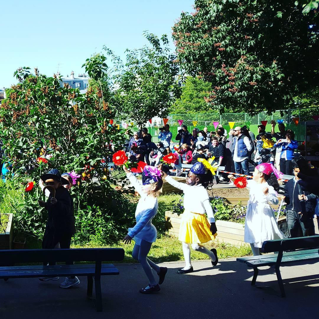 Bravo aux enseignants parents et lves pour ce beau carnaval!hellip