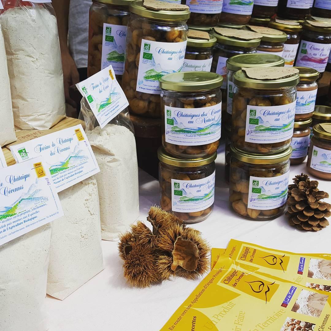 Produits des terroirs sur le march des producteurs du 12ehellip