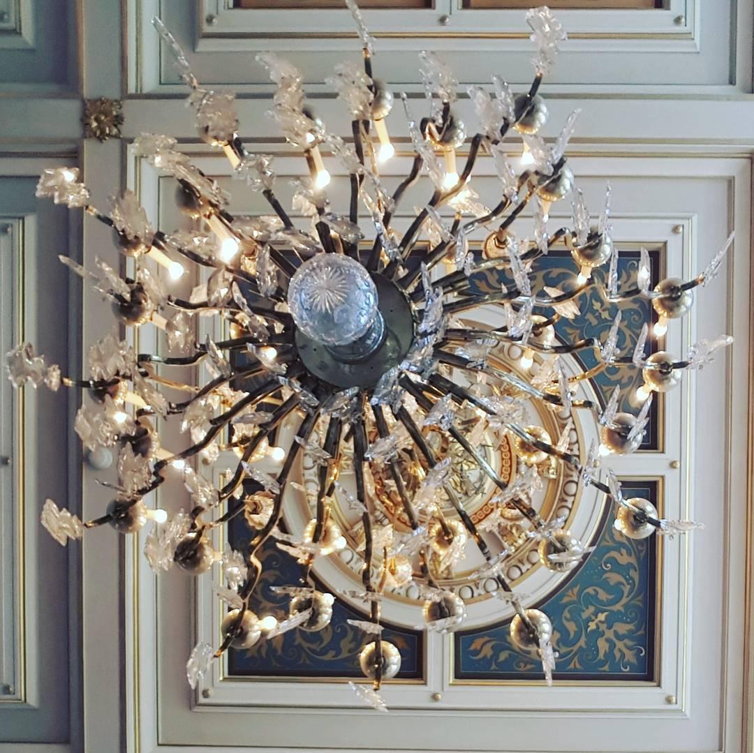 Lustre Paris mairie Patrimoine