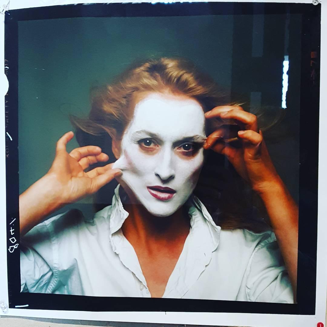 Annie Leibovitz Arles Photographie