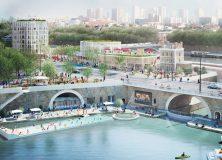 Réinventer la Seine: un beau projet pour le site Mazas!