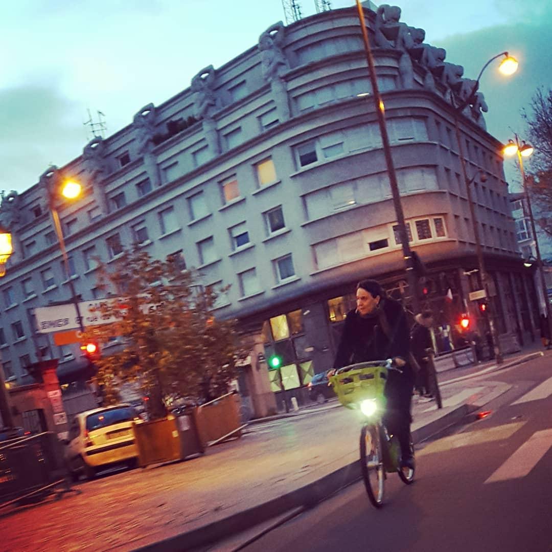 Velib Mtropole Paris Paris12