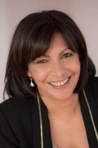 Anne Hidalgo, candidate à la Mairie de Paris