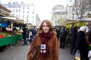 Manon Gromberg, Place d'Aligre