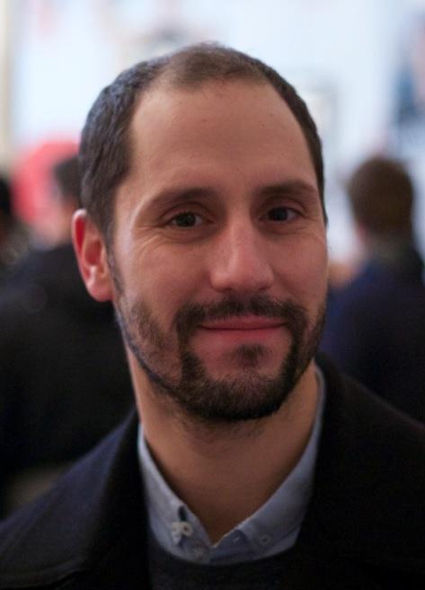 Sébastien MARQUE, adhérent au PCF 12e, ingénieur informaticien dans un grand groupe privé,Quartier Porte de Saint-Mandé