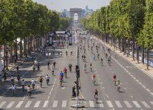Nous ne menons pas un combat contre la voiture mais contre la pollution.