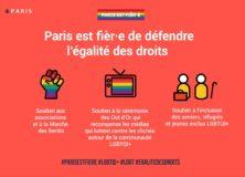 Faire progresser les droits LGBTQI+ pour une égalité réelle