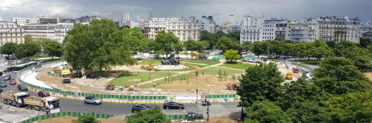 Vive le nouveau jardin Marianne, Place de la Nation !